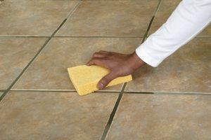 طريقة تنظيف السيراميك من البوية