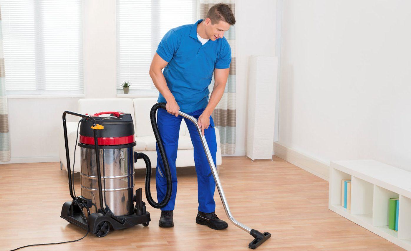تنظيف منازل بالخرج