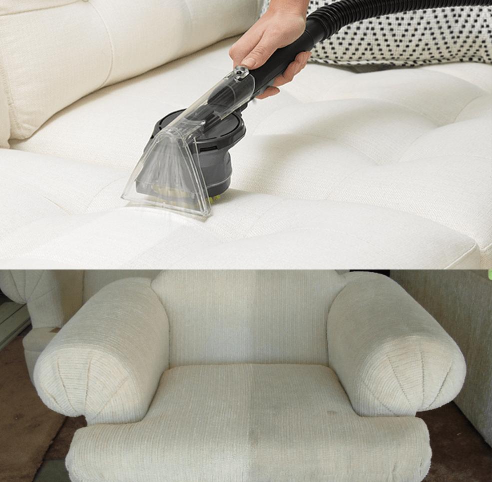 طرق تنظيف الكنب شديد الاتساخ