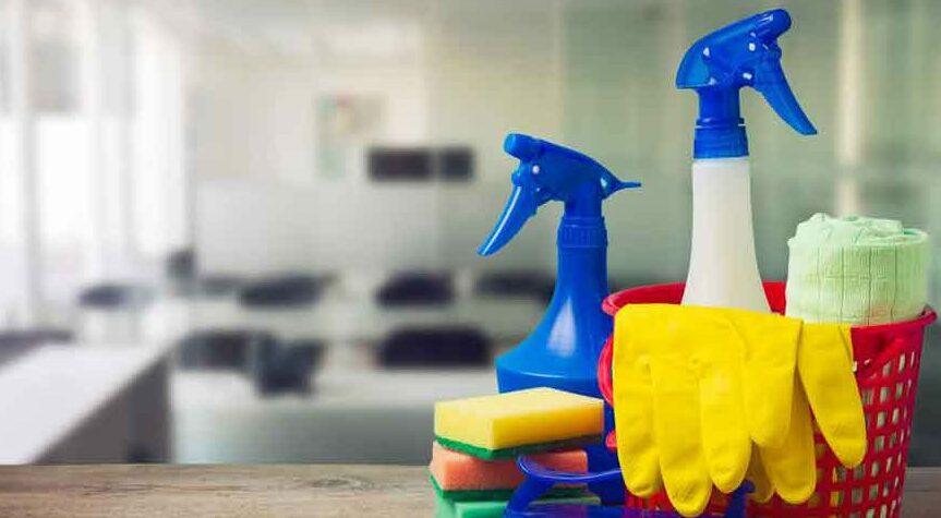 نصائح لتنظيف المنزل في أسرع وقت