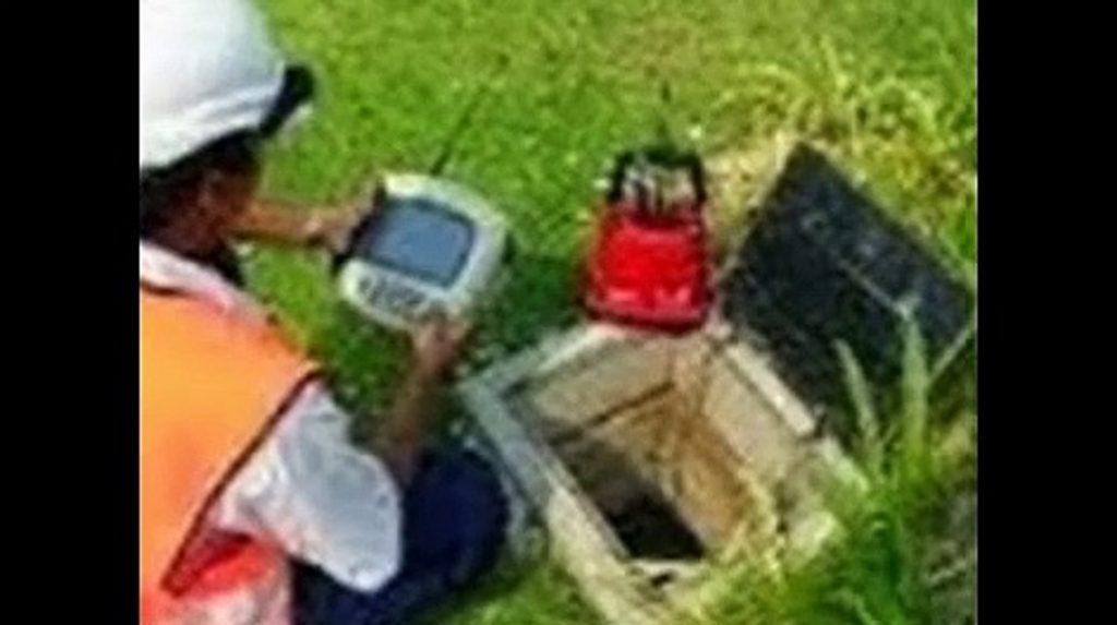 شركة كشف تسربات المياه حي النرجس