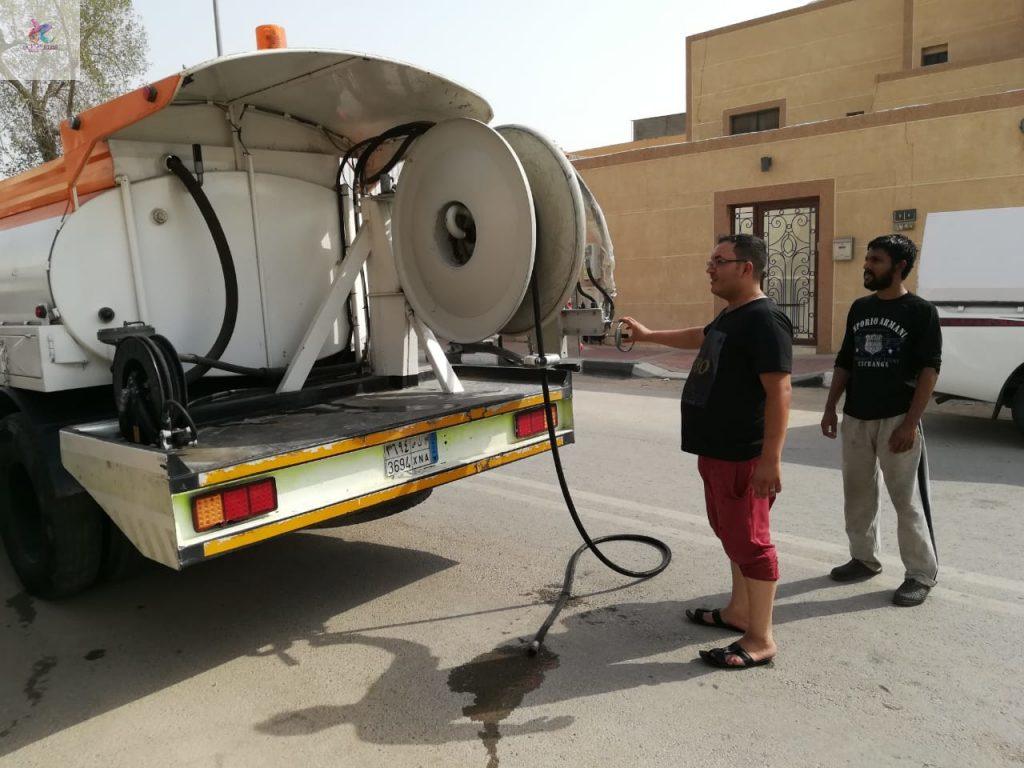 شركة تنظيف بيارات شمال الرياض