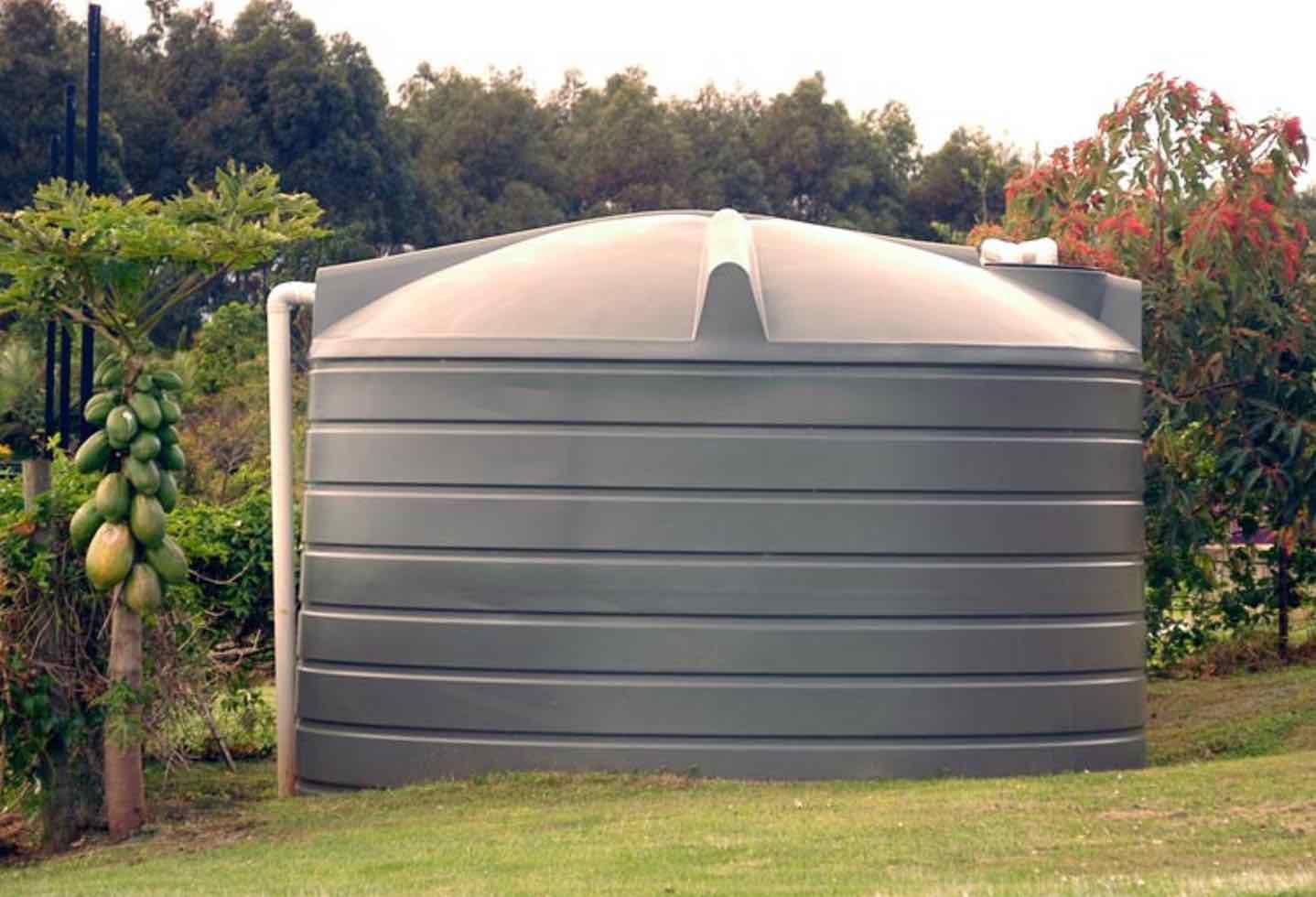طرق تنظيف خزانات المياه الأرضية